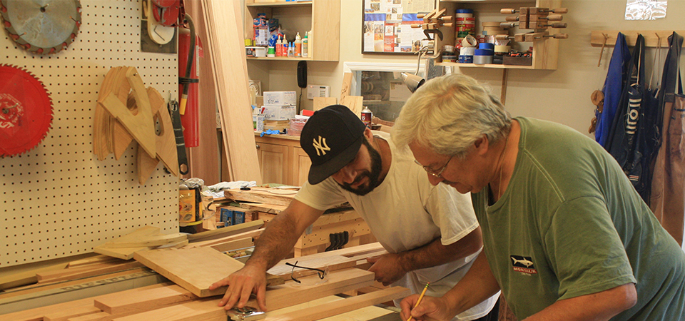 Woodworking Workshops