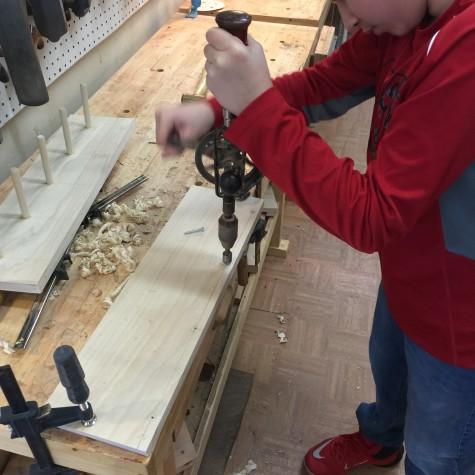 After School Woodworker