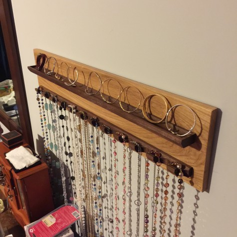 Custom Jewelry Holder