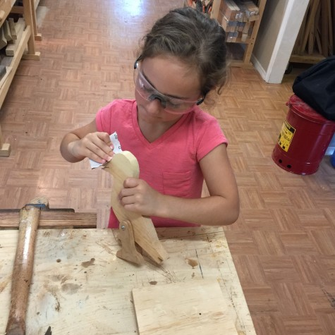 Little Woodworker
