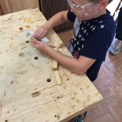 Little Woodworker