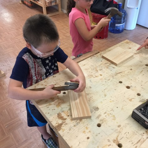 Little Woodworkers Club