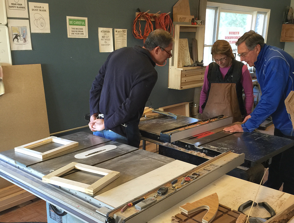 Best Instructional Woodworking Classes, Westchester NY ...